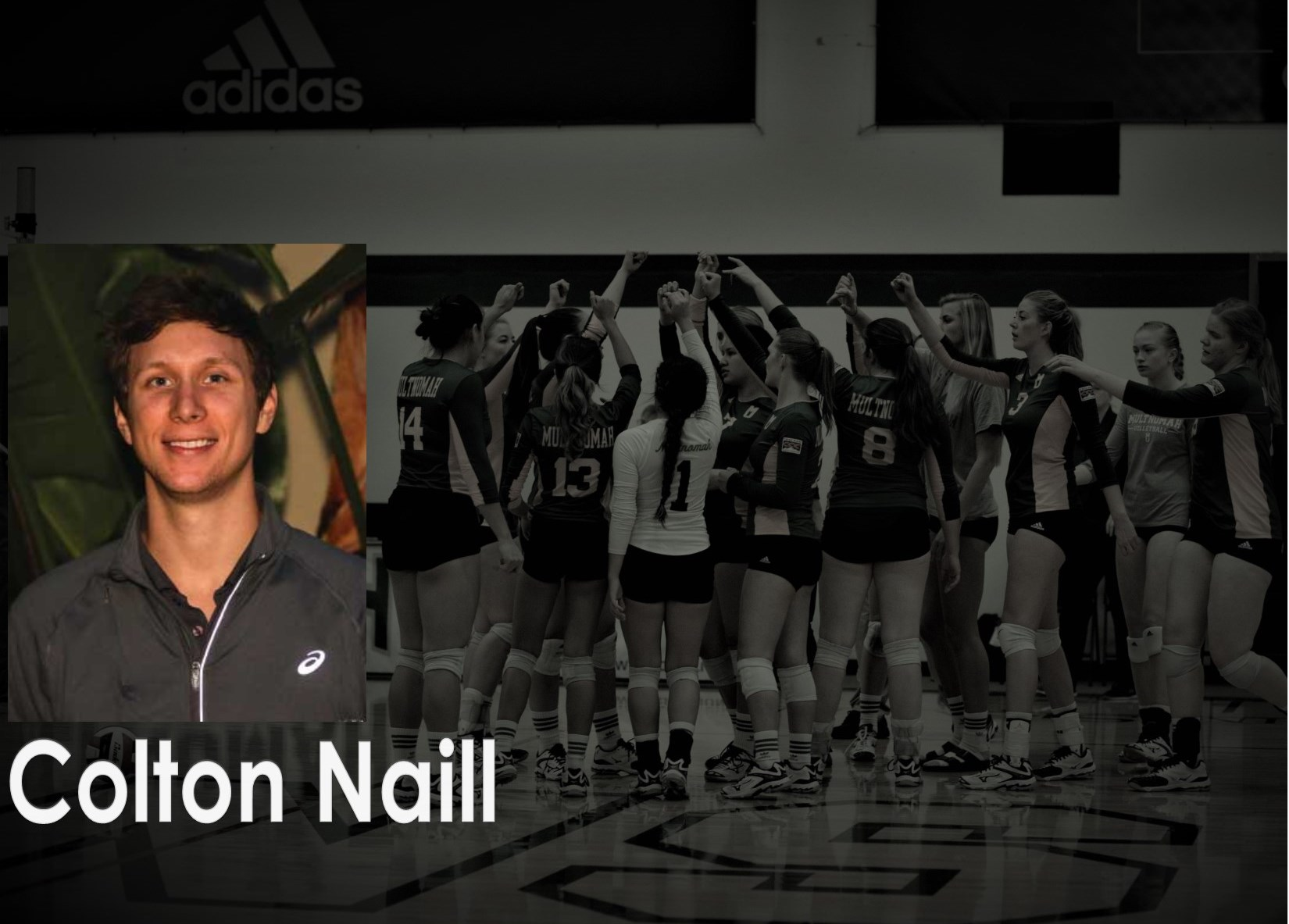 Colton Naill Selected to Lead Volleyball Program at